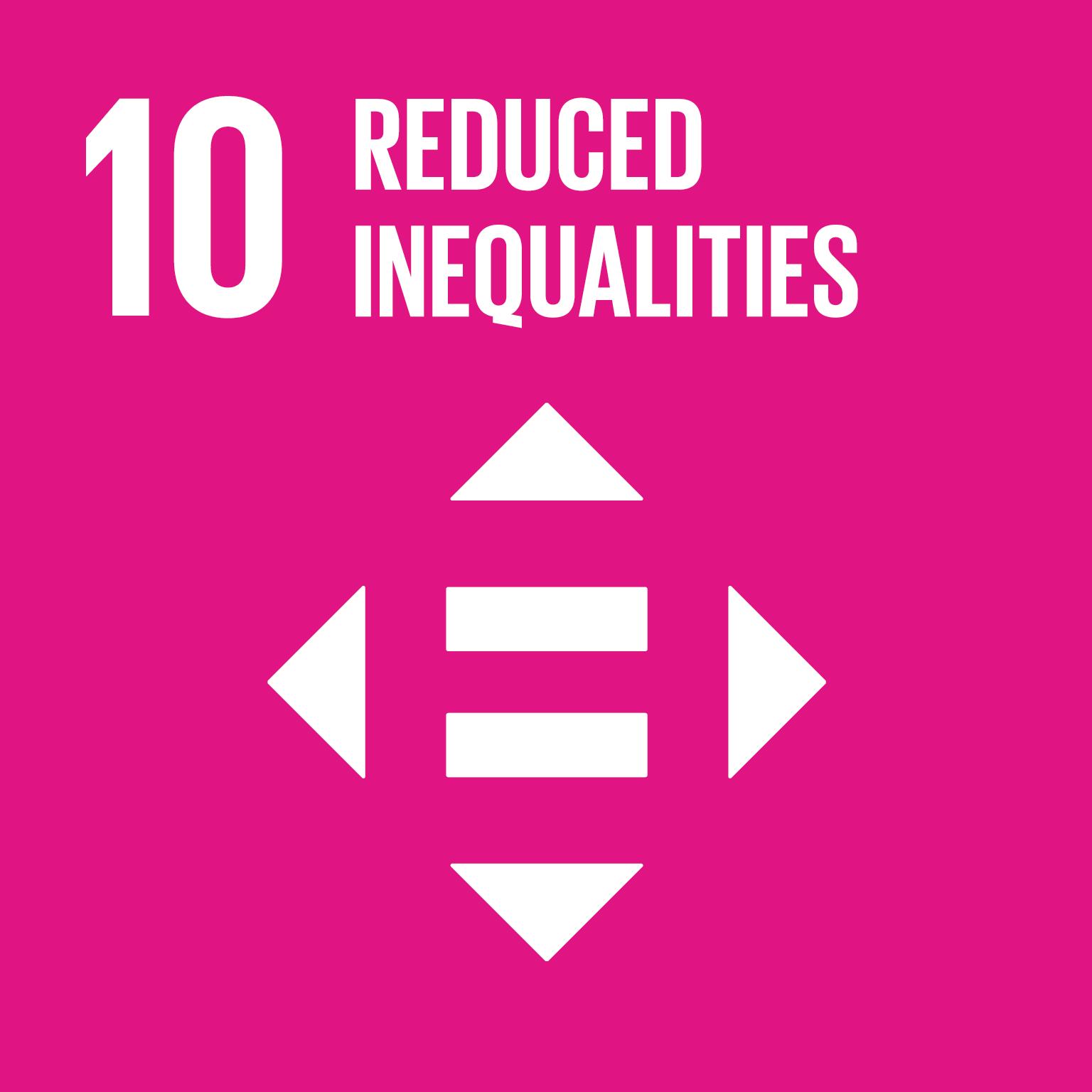SDG icon 10