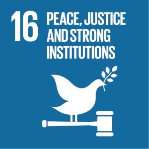 SDG icon 16